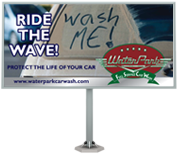 WaterPark Carwash, Design: Starr Design